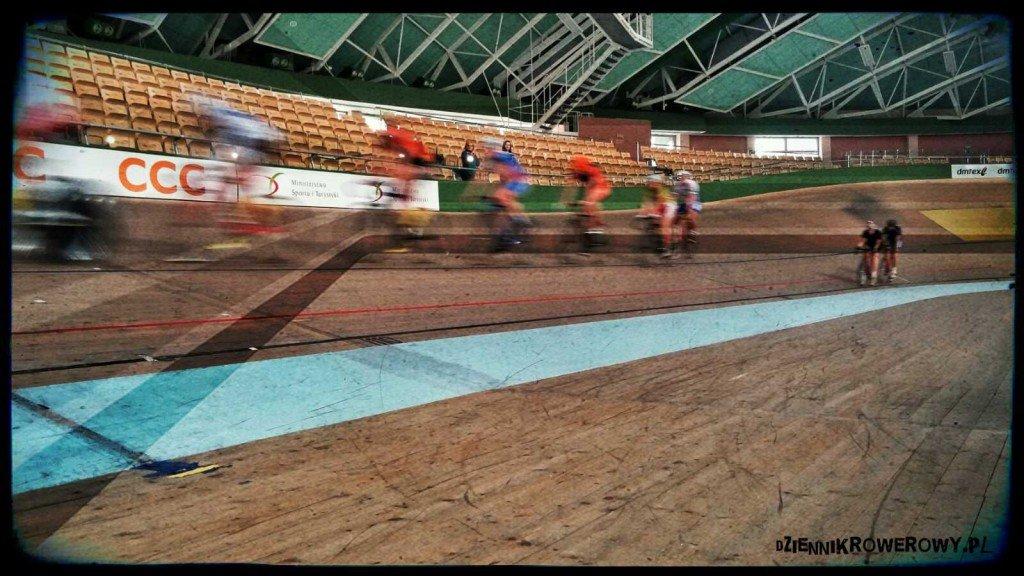 Rowerowy tor wyścigowy Pruszków