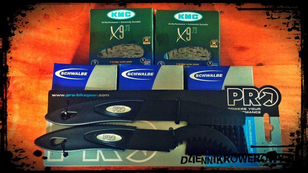 Zakupy- łańcuch KMC X 9.73